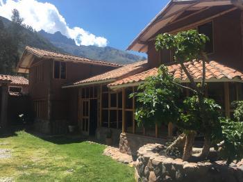 Ayahuasca Retreat house