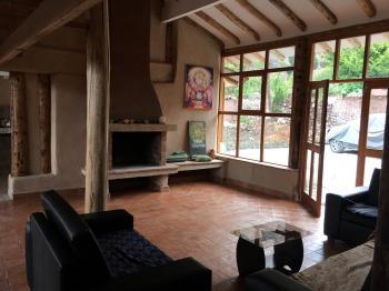 Ayahuasca healing house
