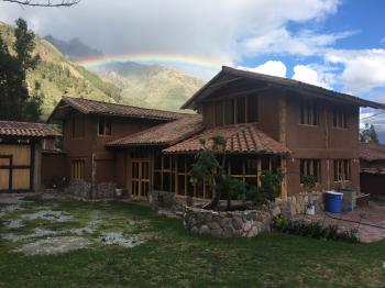 Ayahuasca house