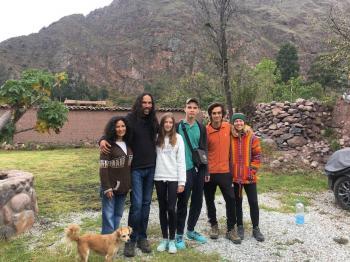 Ayahuasca small group