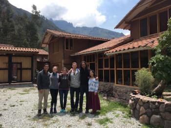 Ayahuasca grupo pequeño
