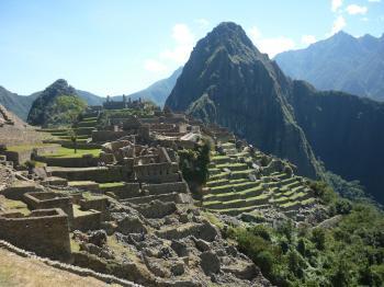 Machu Picchu Ayahuasca