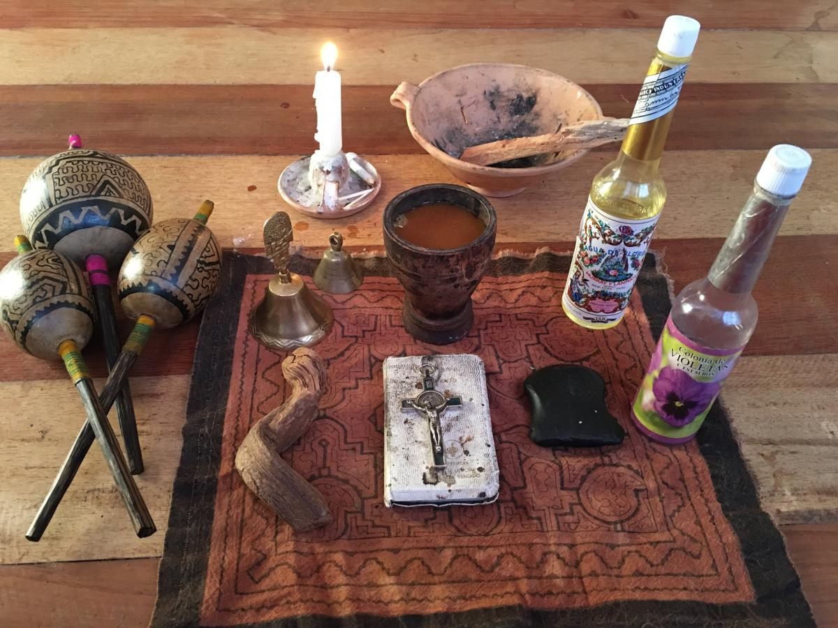 Psychological integration and long-term effects of Ayahuasca sessions