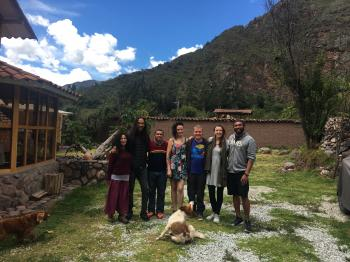 What is ayahuasca retreat